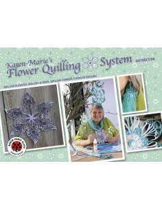 Flower quilling system