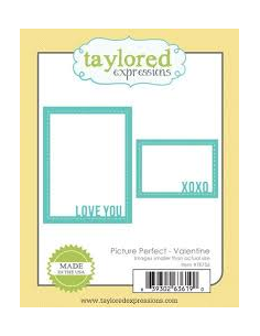 Taylored Picture Perfect Valentine