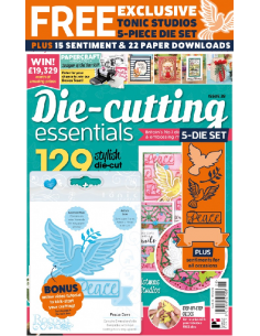 Revista Die Cutting essentials nr. 28