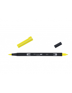 Tombow ABT Dual Brush Process Yellow