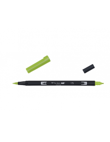Tombow ABT Dual Brush Willowgreen