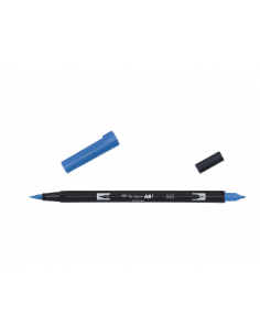 Tombow ABT Dual Brush Cobalt Blue