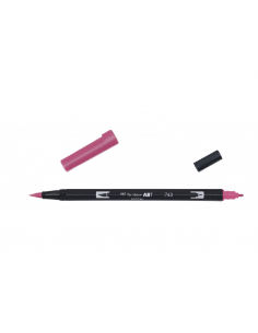 Tombow ABT Dual Brush Hot Pink