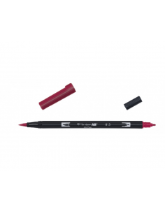 Tombow ABT Dual Brush Cherry