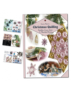 Manual Christmas quilling 32pgs