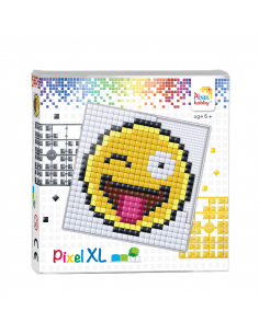 Pixel Hobby XL Smiley 12x12cm