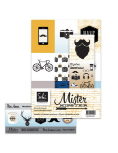 SOKAI Mister Hipster Collection A4