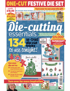 Revista Die Cutting essentials nr. 44