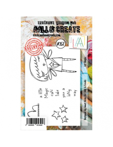 Sellos AAll and Create Lil Magic nr.257