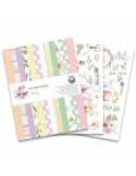 P13 The Four Seasons - Spring Paper pad
