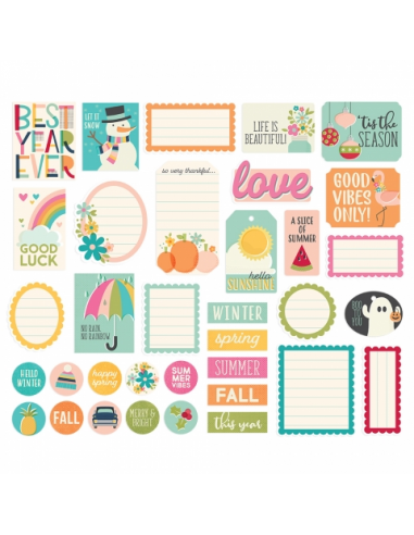 Simple Stories Best Year Ever Journal