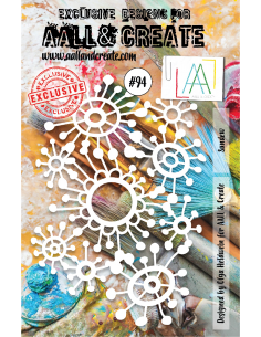 Stencil Aall and Create 94