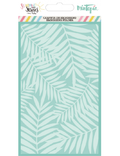 Mintopía Summer Stories embossing selva