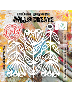 Stencil Aall and Create 116