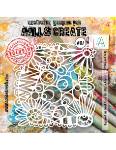 Stencil Aall and Create 117