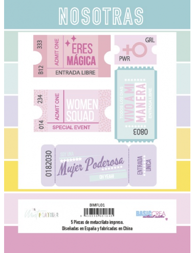 Nosotras The Mint Feather tickets