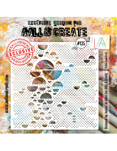 Stencil Aall and Create 125