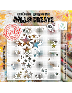 Stencil Aall and Create 126