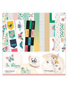 SOKAI - So'Bloom kit papeles