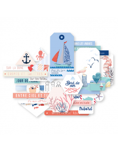 A contre courant Die Cuts