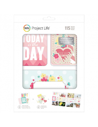 Project Life Kit Notes