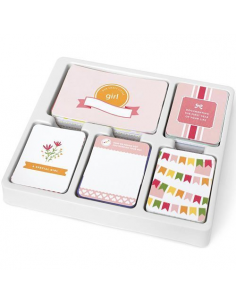 PL baby girl edition Core Kit 616pcs