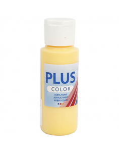 Pintura Plus color Crocus Yellow 60 ml