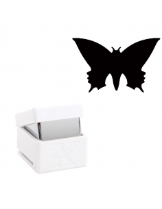 XCUT Punch palm  Pointed Butterfly small